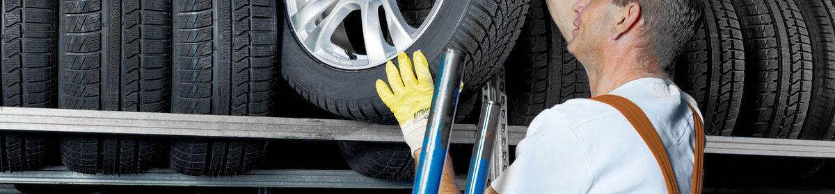 Ihre Reifen in sicheren Händen!